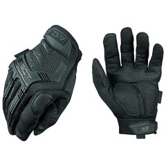 Gants M-Pact noirs Mechanix Wear