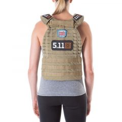 Porte plaque Tactec Crossfit® Games 5.11 Tactical