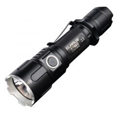 Lampe tactique rechargeable XT11S LED 1100 lumens Klarus