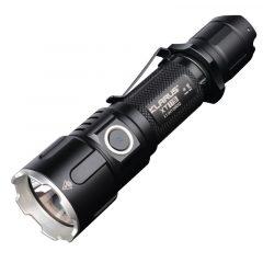 Lampe tactique rechargeable XT11S LED 1100 lumens Klarus