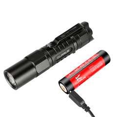 Lampe de poche tactique XT1A LED 1000 Lumens Klarus